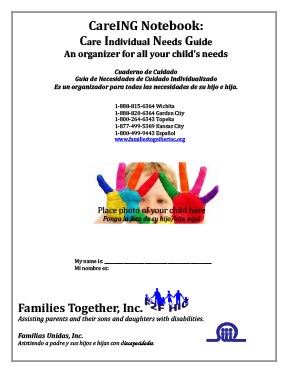 Families Together CarING Notebook