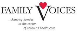 Family Voices logo