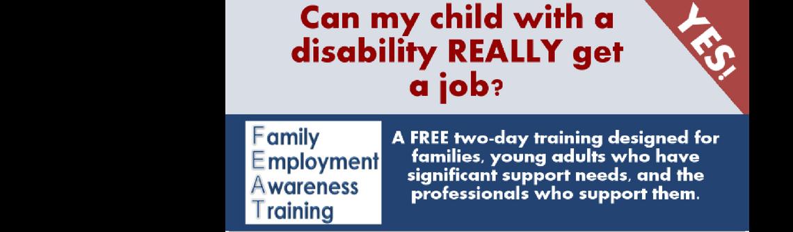 Family Employment Awareness Training